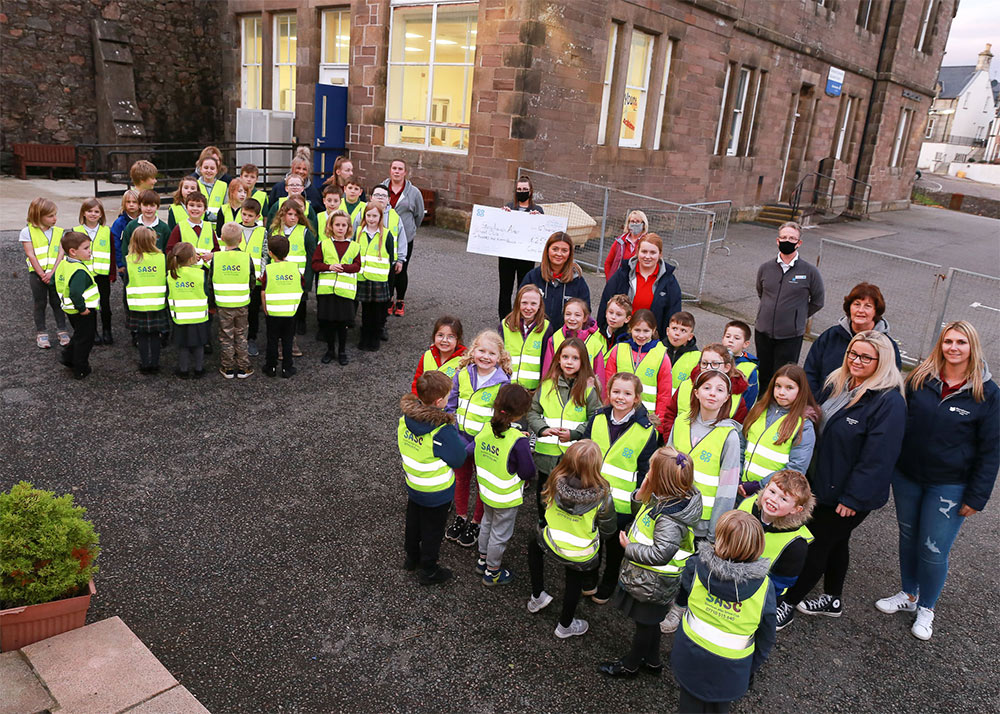 North-east after school club praises 'community spirit' shown during Covid-19